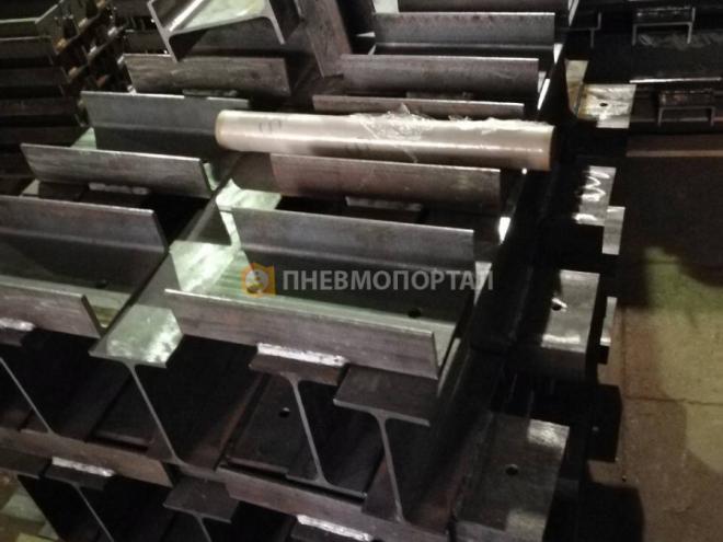 Пескоструйная обработка изделий H1, H2 и КБ1 с выездом в Сергиев Посад, в ЗАО «Машиностроительный завод «Алмаз»