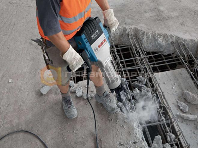 Демонтаж перекрытий: схема работы