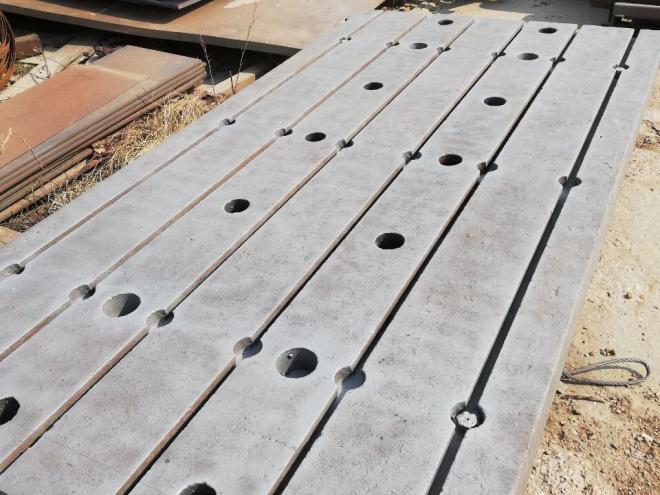 Пескоструйная обработка чугунных плит с выездом в Люберцы