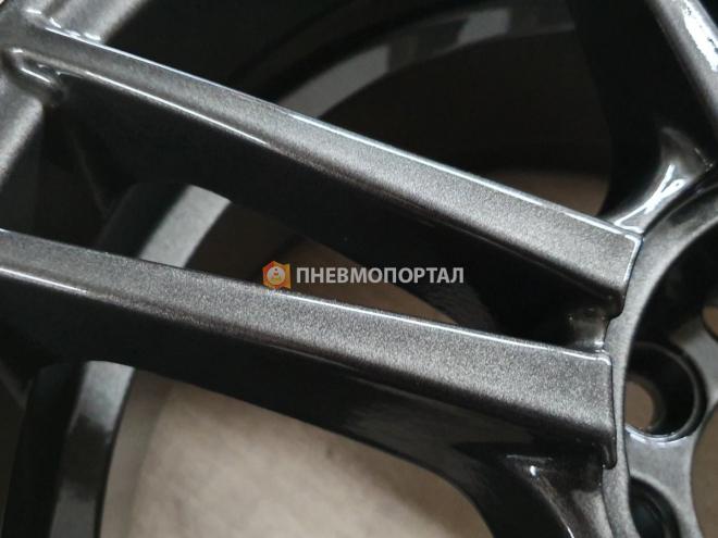 Покраска дисков R17 от автомобиля Subaru